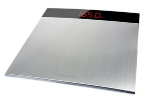 Beautiful design and large capacity: Medisana PS 460 XL personal scale