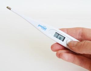 termometro senza mercurio come si