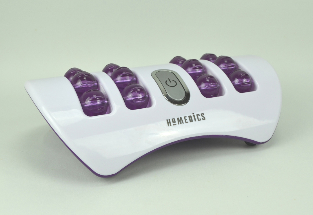 Homedics FMV-200 revitalizing massager - violet