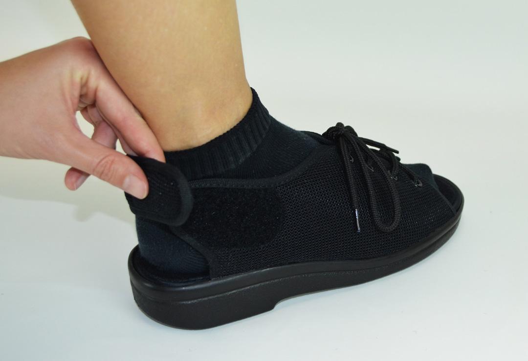 best service 7f934 1244e Promed TheraLight2-S per piedi sensibili e facilmente gonfi, nero