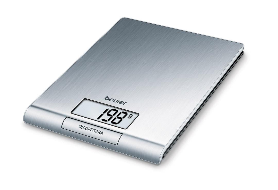 Design Kuchenwaage Beurer Ks61 Aus Geburstetem Aluminium Chf 49
