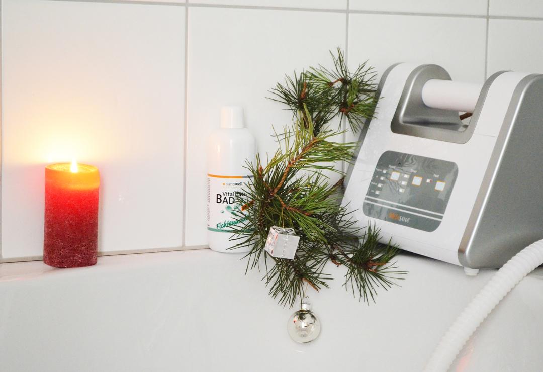 Pacchetto più: medisana bagno idromassaggio bbs olio da bagno aghi
