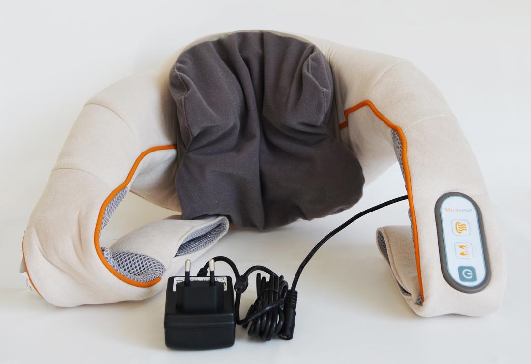 Medisana Shiatsu Nackenmassagegerät Massagegerät Schulter Massage NM 860 88942