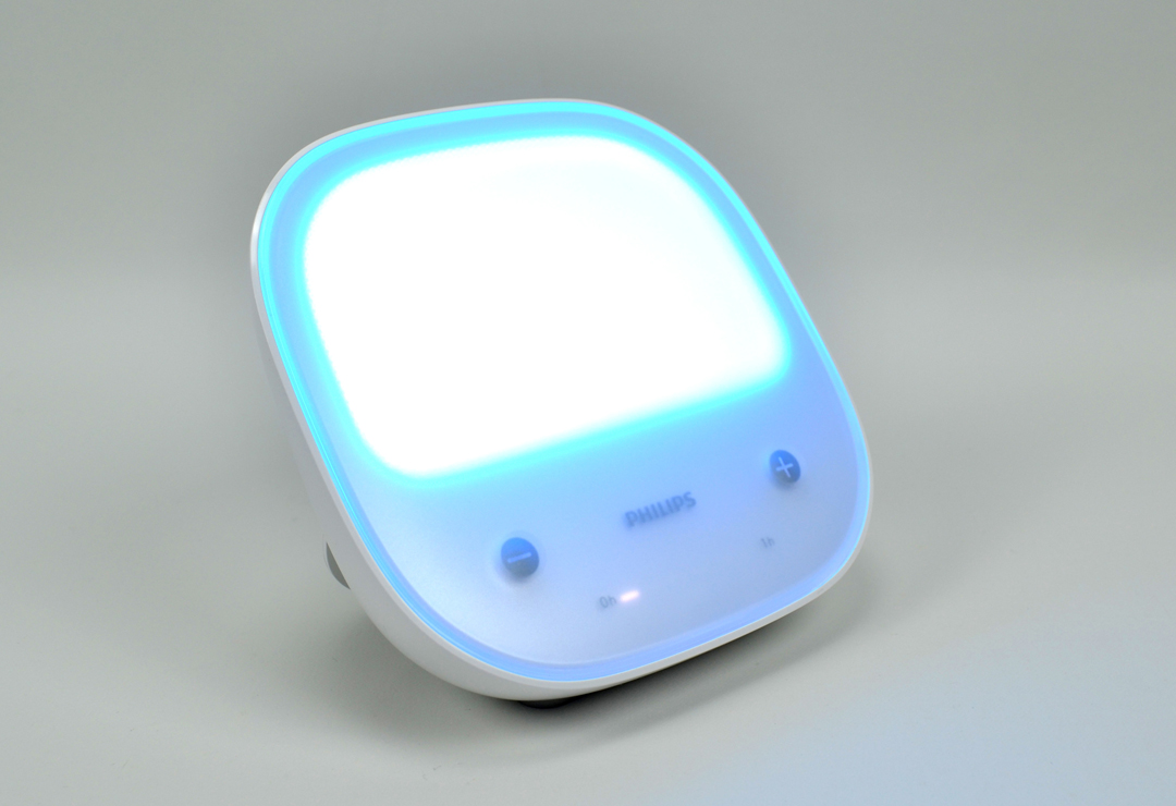 Philips EnergyUp Blu Light HF3430, 14 x 14 x 4  cm