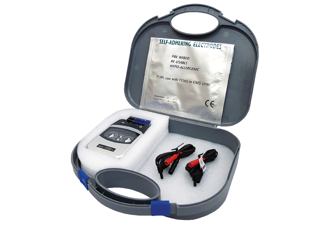 Transcutaneous Electrical Nerve Stimulation unit (TENS)