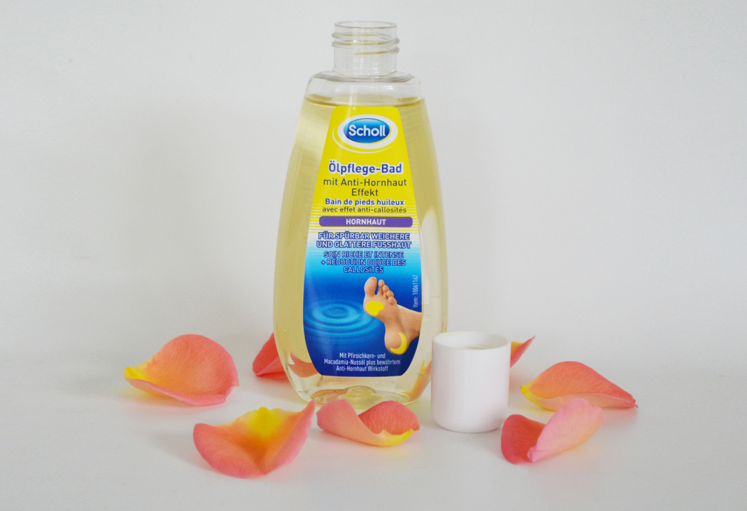 Olio da bagno di scholl 150ml chf 10 wellness products svizzera