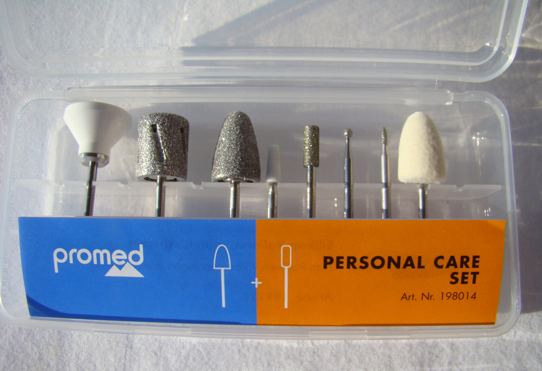 Promed Personal Care Bit Set