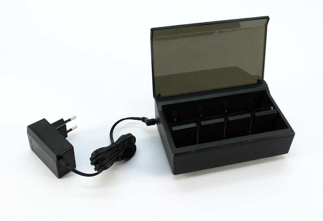duracell universal multi ladeger t f r akkus bis zu 4. Black Bedroom Furniture Sets. Home Design Ideas