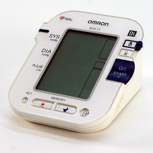 M10-IT -  Blood pressure monitoring for active prevention!