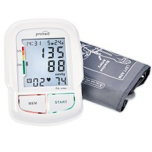 In most cases, you will not know whether or not your blood pressure is high. You can only measure it with a blood pressure measuring device.