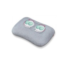 Shiatsu massage pillow Beurer MG145 is small, offering you an easy-to-transport solution to your aches and pains. Use it at work or at home.