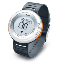 Use in no time the most important functions of a heart rate monitor
