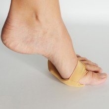 With anti-slip strap