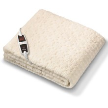 Beurer UB 53 Electric under blanket: Topside of Teddy and bottom side of fleece.