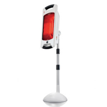 650 watt infrared lamp for treating muscle and joint pain.