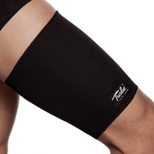 For sprains, hamstring injuries or to enhance performance in sports: Turbo Med thigh bandage