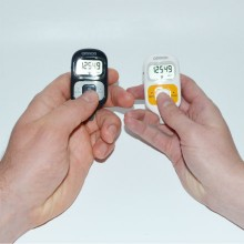 Pedometer and calorie counter.