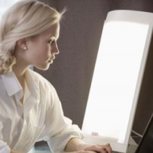 Light Therapy Desk and Office Lamps