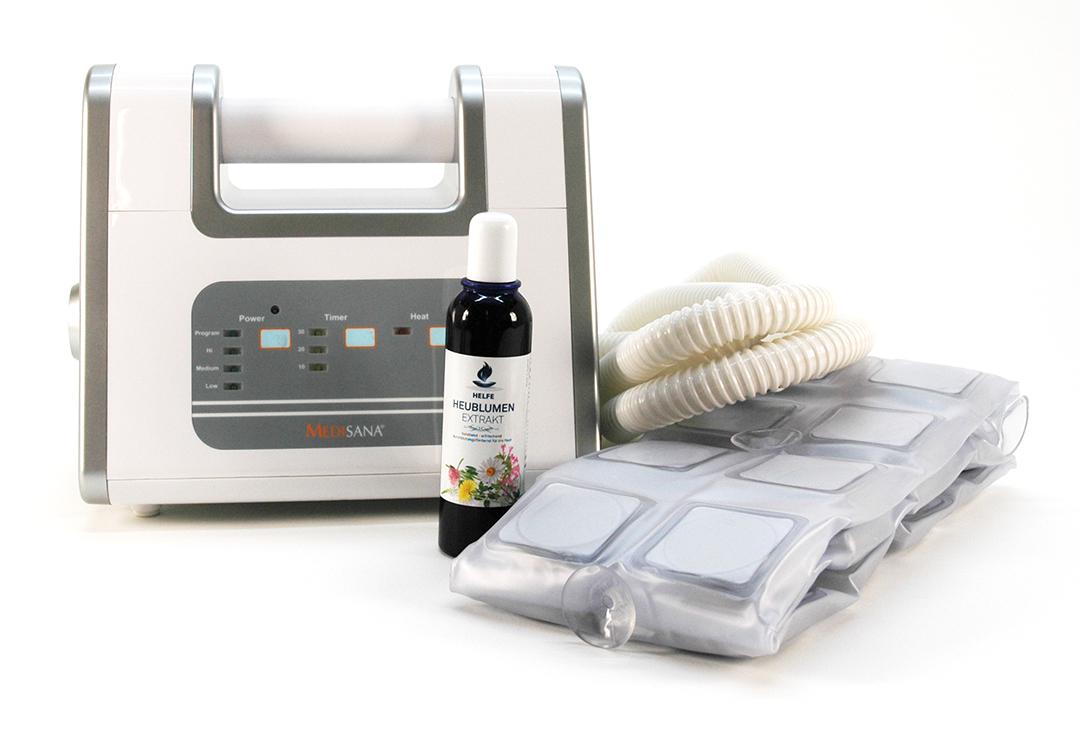 Pacchetto completo: medisana bagno idromassaggio bbs olio da bagno