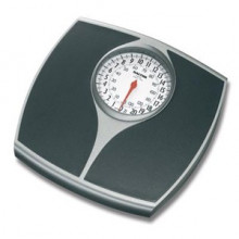 Easy to read full dial display. The Speedo Dial Mechanical Bathroom Scale is the perfect addition to any bathroom.