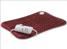 • Breathable, washable micro-fleece heating pad