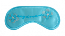 Daydream flower girl sleep mask: an eye-catcher not only for flower lovers