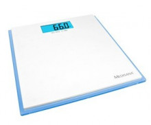 Personal scales Medisana ISB with modern blue LED edge lighting