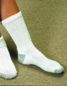 The perfect sock for athletes and people with sensitive feet.