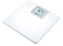 The big pleasant standing surface and the big digit readings are a particular advantage