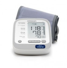New look fully featured automatic blood pressure monitor with cutting edge technology offering the very best in the fight against hypertension