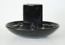 High quality ceramics, flowing water and beautiful shape.