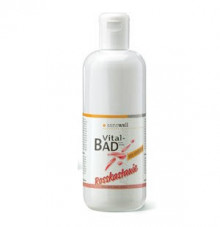 Bain fortifiant non moussant « made in Germany ». Un effet fortifiant pour le corps.