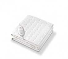 Beurer TS 19 Electric under blanket with 3 temperature settings. Size: 130 x 75 cm