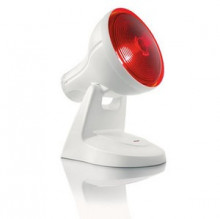 Philips Infraphil: 150-watt infrared lamp suitable for the targeted treatment of muscle pain.