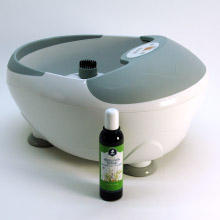 Relax foot bath Beurer FB50 - A complete cuddles programme for your feet