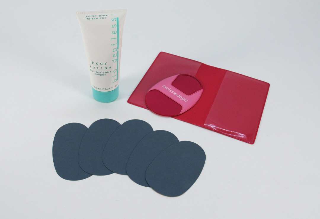 It is recommended to buy only the original pads.