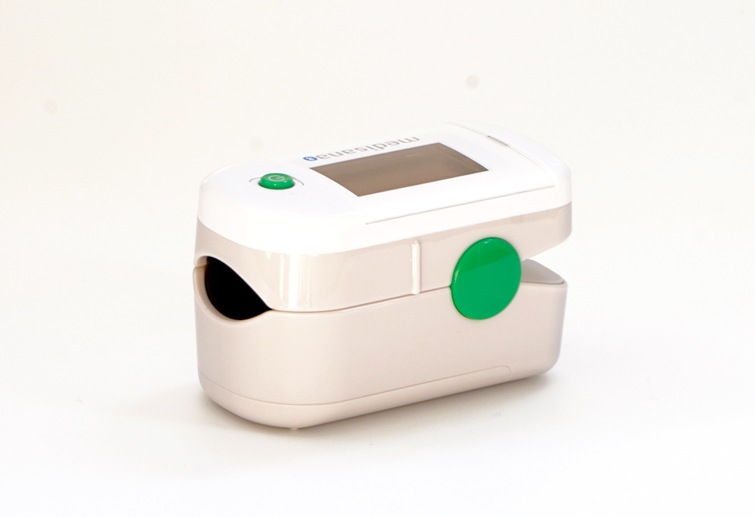 Pulse Oximeter Medisana PM 100 Connect with app connection