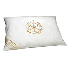 Pillows with Swiss Pine chips