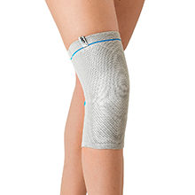 Breathable Genusana Elastic knee support