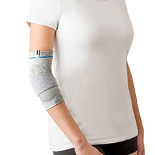 Breathable Cubito Epistrong elbow bandage