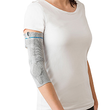 Breathable CubitoPlus elbow bandage