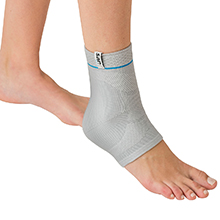 MALLEOPlus ankle bandage in size L