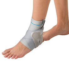 Breathable MALLEOStrong ankle bandage