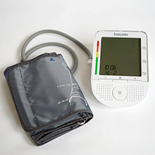 Speaking blood pressure monitor D, F, I, NL
