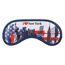 With this Daydream I love New York sleep mask you make a statement