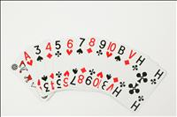 This deck of cards will be of great help to anyone with a visual impairment.