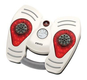 Homedics RFX-1H: 'Tapping' foot massager